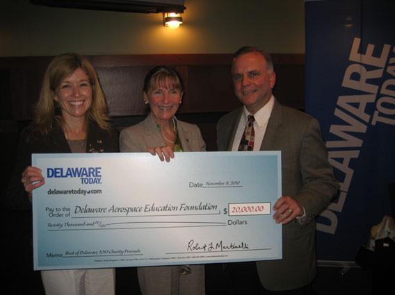 Delaware AeroSpace Education Foundation (DASEF) - News - Tom